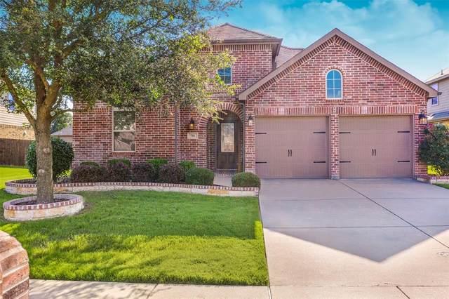 781 Cedar Elm Trail, Forney, TX 75126 (MLS #14602054) :: The Mauelshagen Group