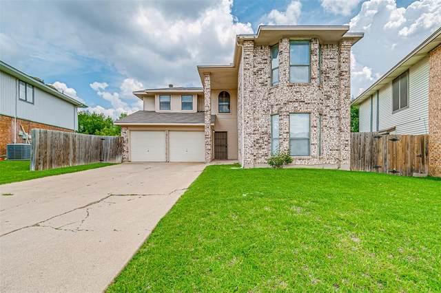 831 Foxridge Drive, Arlington, TX 76017 (MLS #14602058) :: HergGroup Dallas-Fort Worth
