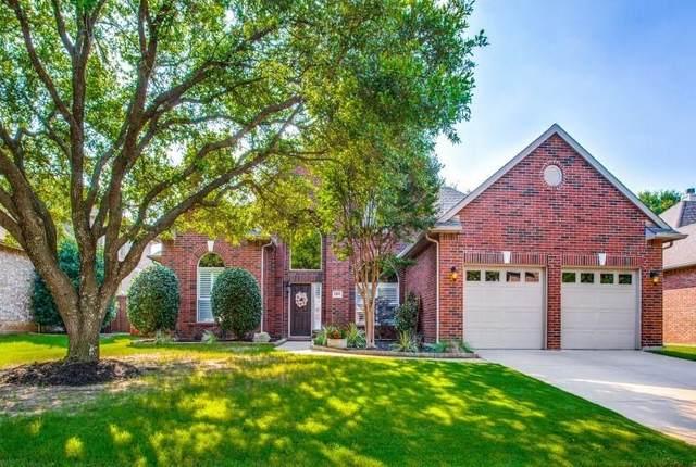 1409 Saint Francis Lane, Flower Mound, TX 75028 (MLS #14602063) :: Real Estate By Design