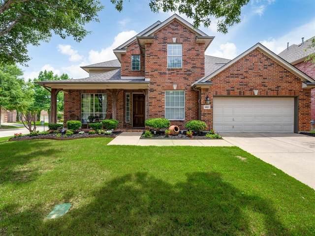 4012 Gladney Lane, Fort Worth, TX 76244 (MLS #14602065) :: Robbins Real Estate Group