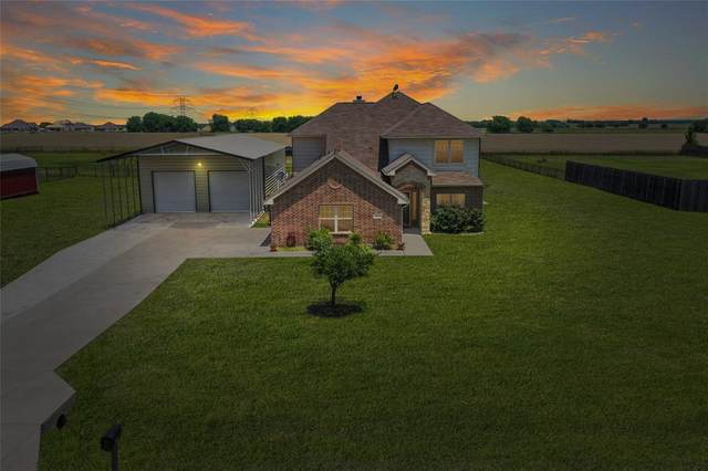 19155 County Road 646, Farmersville, TX 75442 (MLS #14602076) :: The Good Home Team
