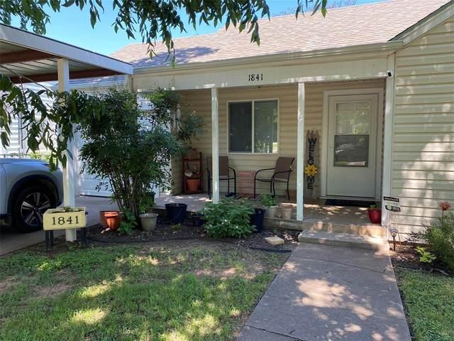 1841 Oak Street, Abilene, TX 79602 (MLS #14602077) :: The Chad Smith Team