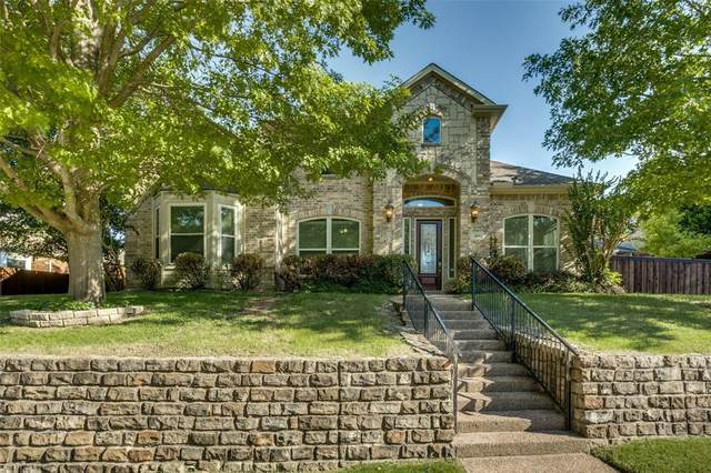 3841 Walnut Ridge Lane, Plano, TX 75074 (MLS #14602078) :: The Good Home Team