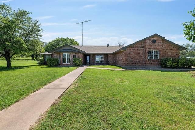 8477 Highway 6, Meridian, TX 76634 (MLS #14602085) :: Real Estate By Design