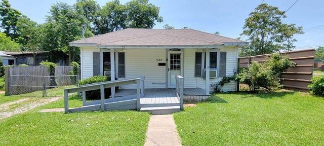 528 W Florence Street, Denison, TX 75020 (MLS #14602097) :: Russell Realty Group