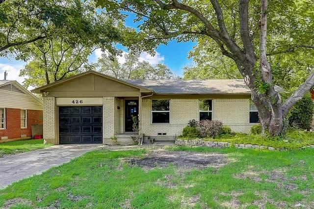 426 Marilu Street, Richardson, TX 75080 (MLS #14602099) :: The Mitchell Group