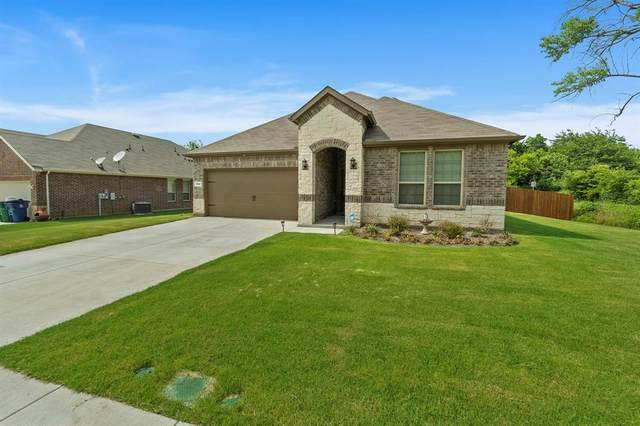 100 Lakeview Circle, Pilot Point, TX 76258 (MLS #14602110) :: Real Estate By Design