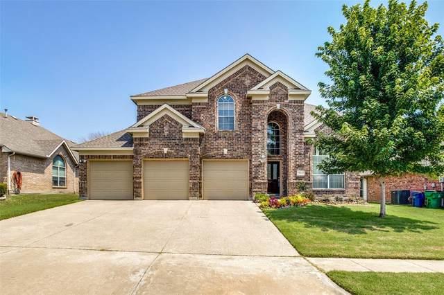 5312 Ridgeson Drive, Mckinney, TX 75071 (MLS #14602119) :: Robbins Real Estate Group
