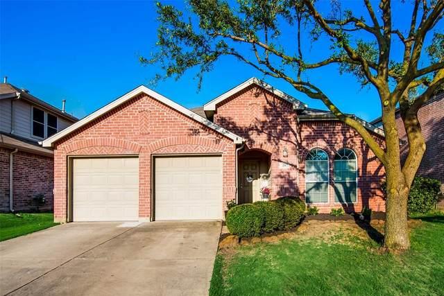 211 Parakeet Drive, Little Elm, TX 75068 (MLS #14602136) :: Real Estate By Design