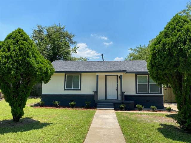2302 Westbrook Avenue, Fort Worth, TX 76111 (MLS #14602140) :: Real Estate By Design