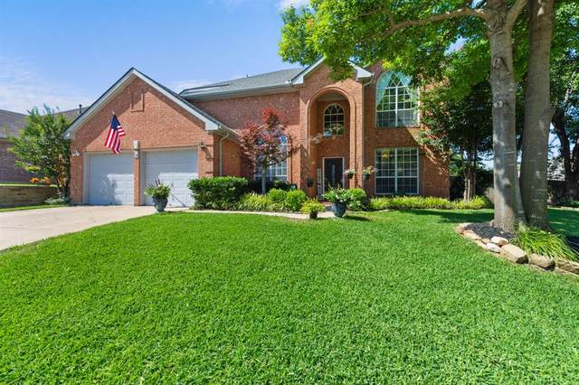 5416 Yellowstone Trail, Fort Worth, TX 76137 (MLS #14602153) :: DFW Select Realty
