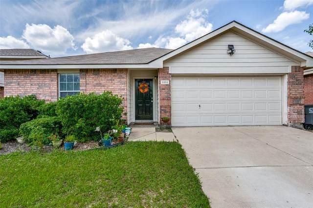 1104 Caroline, Princeton, TX 75407 (MLS #14602154) :: Real Estate By Design