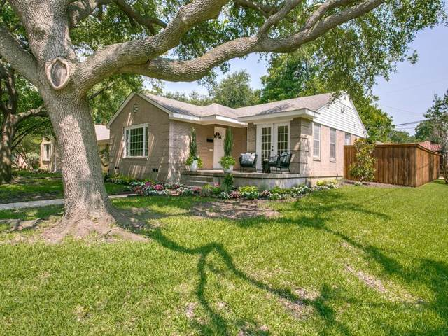 6271 Kenwood Avenue, Dallas, TX 75214 (MLS #14602168) :: Robbins Real Estate Group