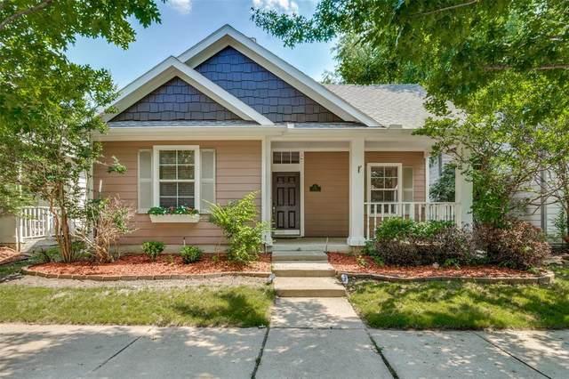 1728 Mercer Way, Savannah, TX 76227 (MLS #14602183) :: VIVO Realty