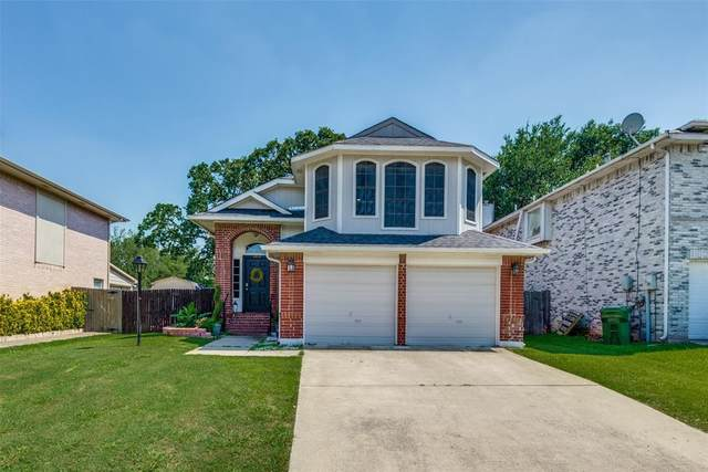 1414 Ridgecreek Drive, Lewisville, TX 75067 (MLS #14602184) :: The Rhodes Team