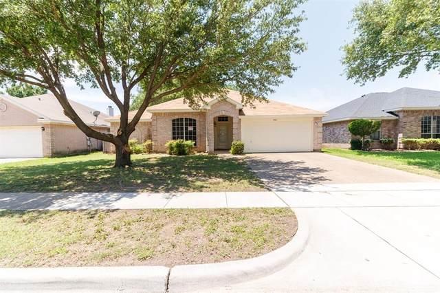 4461 Harpers Ferry Drive, Grand Prairie, TX 75052 (MLS #14602190) :: VIVO Realty