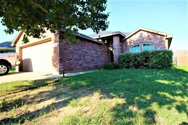 1614 Hillside Drive, Waxahachie, TX 75165 (MLS #14602192) :: VIVO Realty