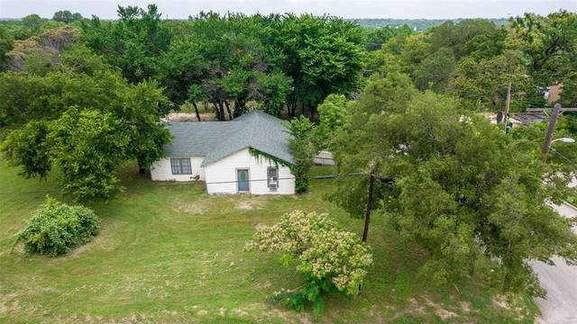 501 N Boundary Street, Weatherford, TX 76086 (MLS #14602196) :: The Chad Smith Team