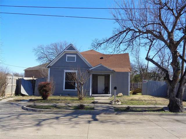 615 Loney Street, Fort Worth, TX 76104 (MLS #14602203) :: The Mitchell Group