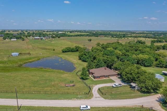 8563 Shaw Road, Sanger, TX 76266 (MLS #14602213) :: Real Estate By Design