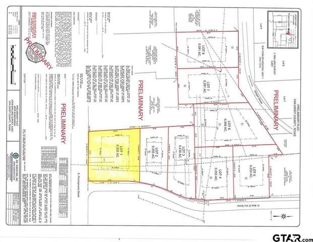 Lot 1 N Bois D Arc Avenue, Van, TX 75790 (MLS #14602216) :: Robbins Real Estate Group