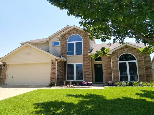 7916 Woodrock Court, Fort Worth, TX 76137 (MLS #14602221) :: Real Estate By Design