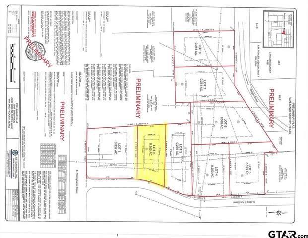 Lot 2 N Bois D Arc Street, Van, TX 75790 (MLS #14602224) :: Real Estate By Design