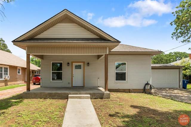 1512 Avenue C, Brownwood, TX 76801 (MLS #14602233) :: Real Estate By Design