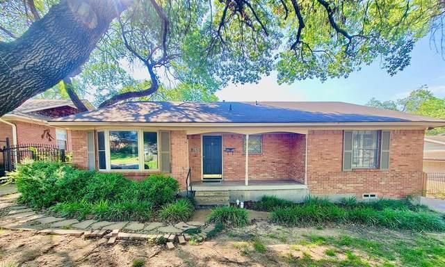 9030 Westbriar Drive, Dallas, TX 75228 (MLS #14602237) :: VIVO Realty