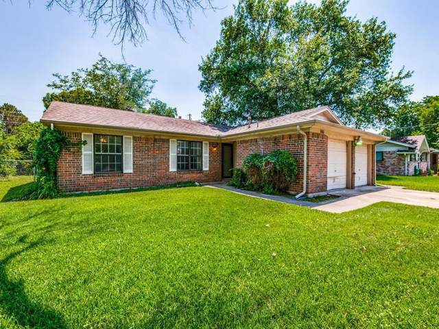 3218 Endres Street, Irving, TX 75061 (MLS #14602239) :: Real Estate By Design
