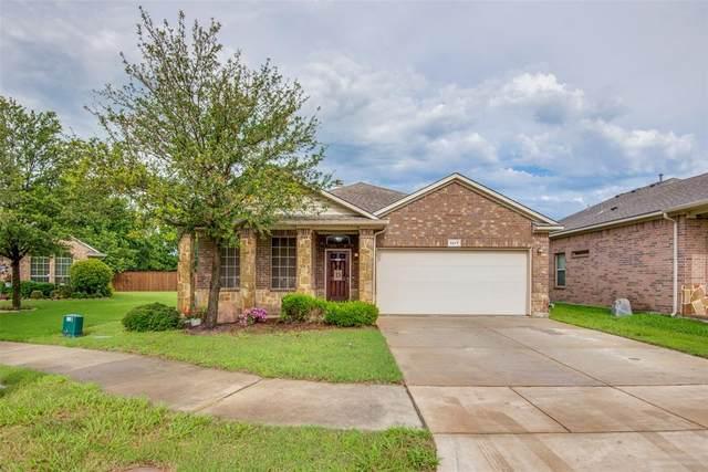 1217 Nora Lane, Denton, TX 76210 (MLS #14602243) :: VIVO Realty