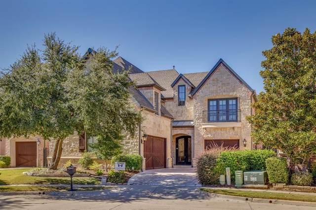 2667 Montreaux Drive, Frisco, TX 75034 (MLS #14602248) :: The Kimberly Davis Group