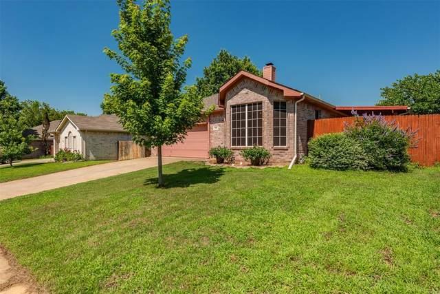 3941 Parkhaven Drive, Denton, TX 76210 (MLS #14602250) :: Robbins Real Estate Group