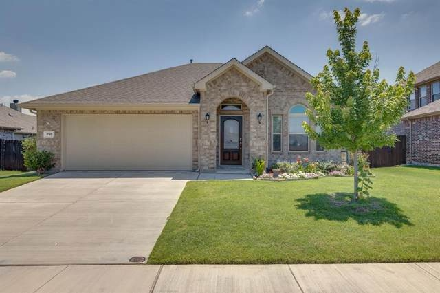 837 Cropout Way NW, Fort Worth, TX 76052 (MLS #14602255) :: Robbins Real Estate Group