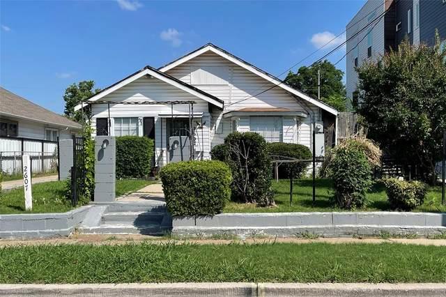2607 Hondo Avenue, Dallas, TX 75219 (MLS #14602257) :: The Property Guys