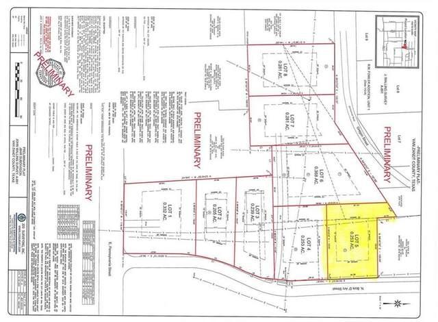 Lot 5 N Bois D Arc Street, Van, TX 75790 (MLS #14602261) :: Russell Realty Group