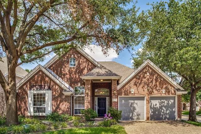 14597 Poe Court, Addison, TX 75001 (MLS #14602266) :: Premier Properties Group of Keller Williams Realty