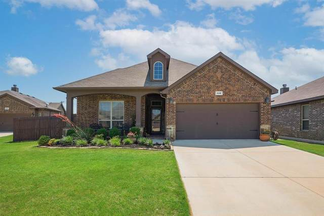 448 Delgany Trail, Fort Worth, TX 76052 (MLS #14602268) :: Robbins Real Estate Group