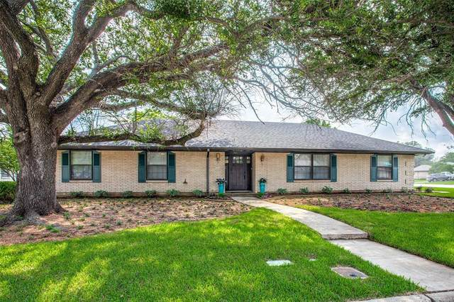 5217 South Drive, Fort Worth, TX 76132 (MLS #14602272) :: Real Estate By Design