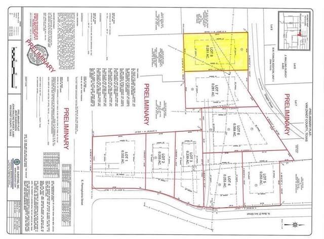 Lot 8 N Bois D Arc Street, Van, TX 75790 (MLS #14602282) :: Russell Realty Group