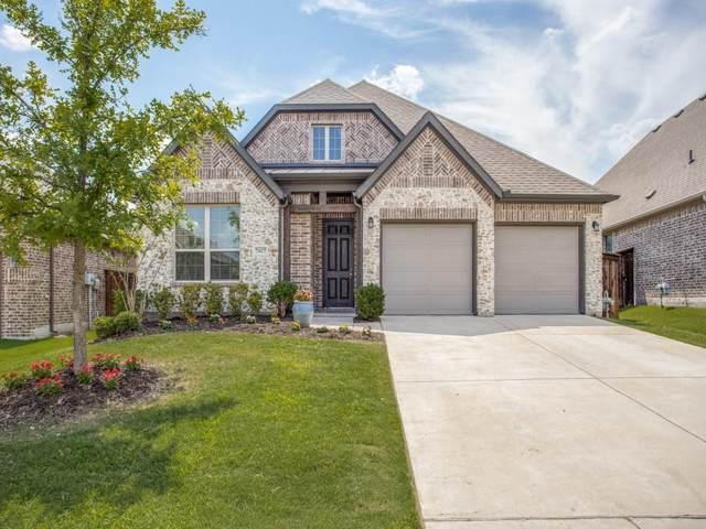 7417 San Jacinto Trail, Mckinney, TX 75071 (MLS #14602295) :: Real Estate By Design