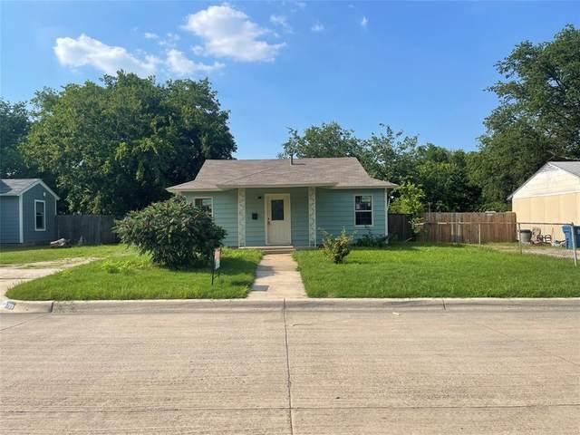 1709 Glenn Drive, Blue Mound, TX 76131 (MLS #14602307) :: Craig Properties Group