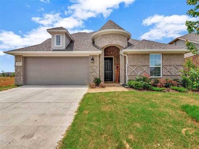 2155 Erika Lane, Forney, TX 75126 (MLS #14602309) :: The Good Home Team