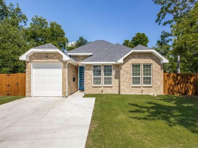 1517 Wesley Street, Greenville, TX 75401 (MLS #14602311) :: Robbins Real Estate Group