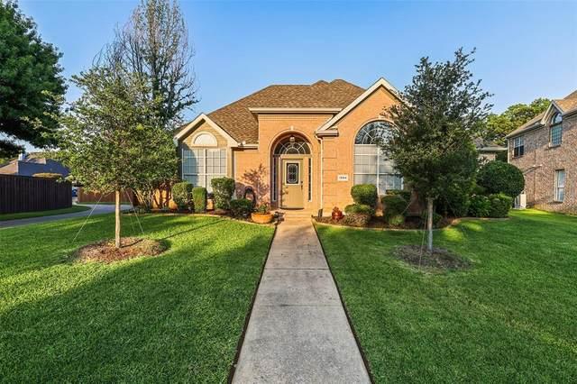 1844 Trail Ridge Lane, Flower Mound, TX 75028 (MLS #14602312) :: DFW Select Realty