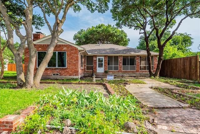 6301 Villa Road, Dallas, TX 75252 (MLS #14602313) :: Premier Properties Group of Keller Williams Realty