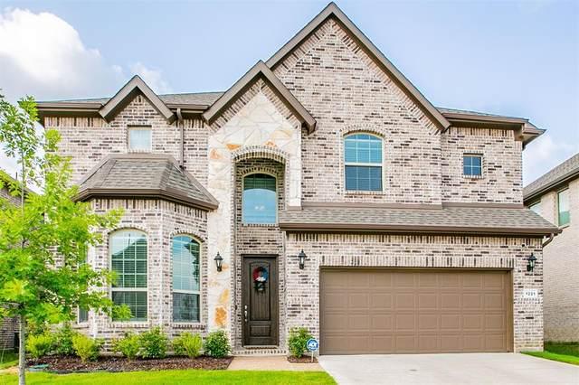1221 Horsetail Drive, Little Elm, TX 75068 (MLS #14602316) :: The Good Home Team