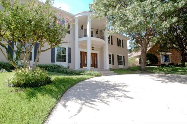 1109 Travis Circle S, Irving, TX 75038 (MLS #14602320) :: The Kimberly Davis Group