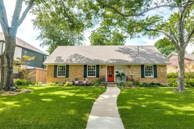 9411 Spring Branch Drive, Dallas, TX 75238 (MLS #14602324) :: HergGroup Dallas-Fort Worth