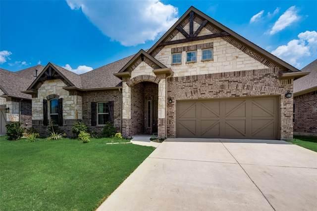 7212 Hampton Court, North Richland Hills, TX 76180 (MLS #14602333) :: The Hornburg Real Estate Group